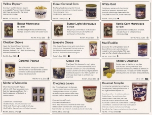 2012 Pecatonica River Popcorn Brochure
