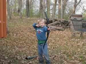 Ethan the Archer