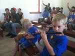 Ft. Snelling with Cub Scouts